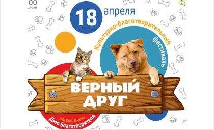 Фестиваль «Верный друг» пройдет в Бердске