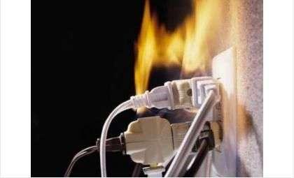 Неисправность электрооборудования - частая причина пожаров