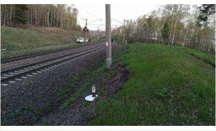 Житель Бердска погиб под колесами локомотива