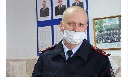 Соколов Владимир Васильевич, начальник отдела МВД России по г. Бердску