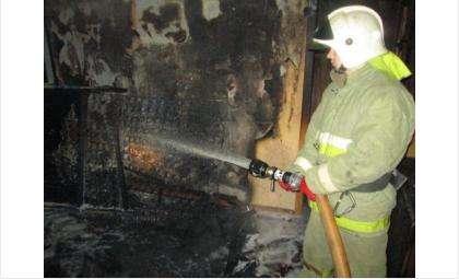Обогреватель мог стать причиной гибели мужчины на пожаре в Искитиме