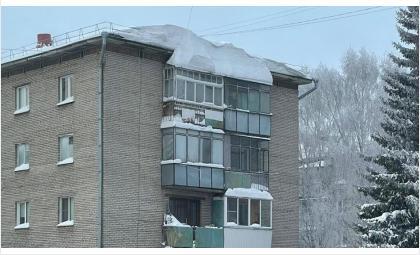 Очистка козырьков балконов - обязанность собственников квартир
