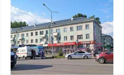 В центре Бердска утром 16 июня погиб мотоциклист