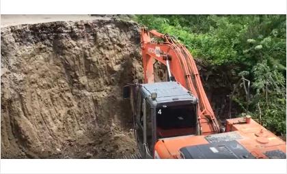 Активно ведутся строительные работы
