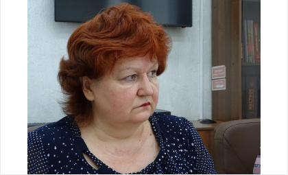 Елена Дмитриева, директор ЦЗН Бердска
