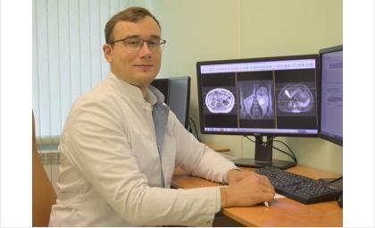 Заведующий рентгенологическим отделением клиники МРТ- диагностики Александр Николаевич Чернов
