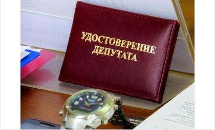 Потенциальные кандидаты в депутаты подают заявления в ТИК