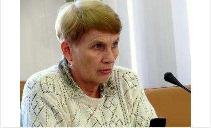 Нина Железняк