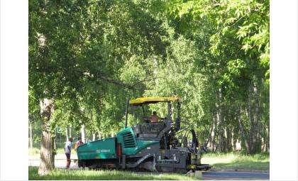 Ремонтные бригады выполняют ямочный ремонт