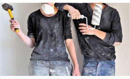 Жители Бердска тратятся на ремонт