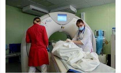 Два новых крупных подразделения по нацпроекту открыли в Искитимской больнице