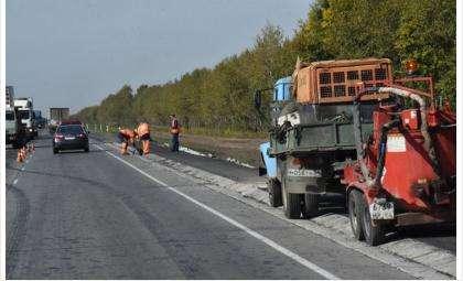 Развитие опорной сети дорог - строительство и содержание