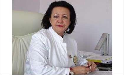 Дробинская Алла Николаевна, главный врач БЦГБ