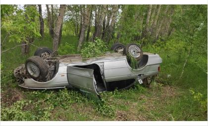 Водитель не был пристегнут