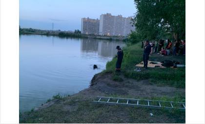 """Тело нашли в озере у ЖК """"Радуга Сибири"""""""