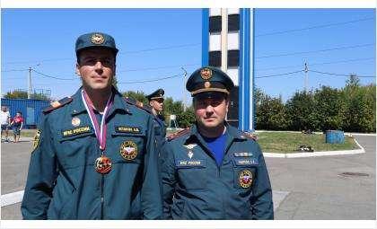 Победителем стал бердчанин Александр Остапчук