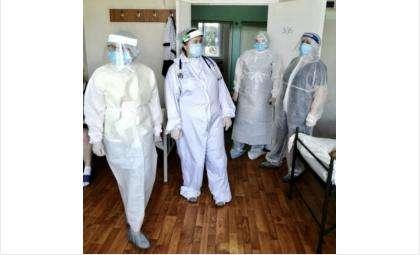 Замечаний к работе госпиталя у комиссии не было