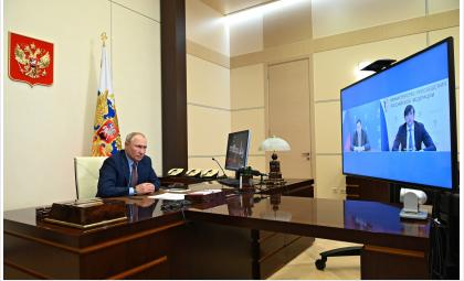 Владимир Путин одобрил старт выплат раньше оговоренного срока