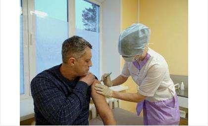 800 доз вакцины «Спутник V» поступило в Бердскую ЦГБ в выходные