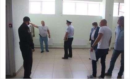 Совещание по вопросу открытия ФАП и полицейского пункта