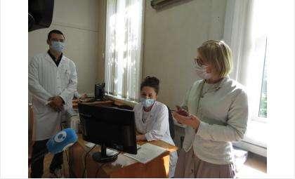 Елена Аксёнова выдала рекомендации по организации работы БЦГБ