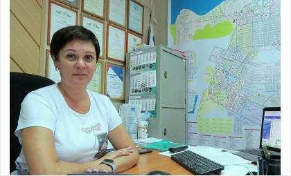 Наталья Фокина, председатель ТИК Бердска