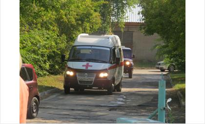 Детей с ковидом направляют в новосибирскую больницу