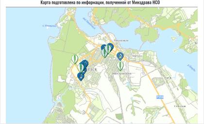Карта доступна на сайте: https://antivirus.nso.ru/map