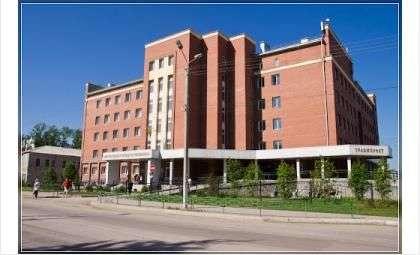 Искитимская больница