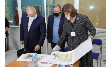 Открытие библиотеки в статусе модельной планируется осенью этого года