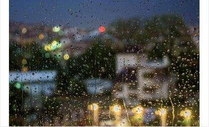 Ситуация на дороге была осложнена дождем и тёмным временем суток