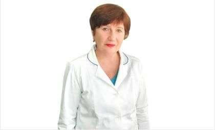 Козырева Любовь Ивановна - врач-инфекционист высшей категории