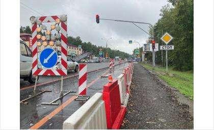 Строительство моста ведётся с мая 2021 года
