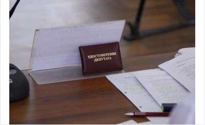 """Корочки"" депутата СД Бердска не дают особых привилегий"