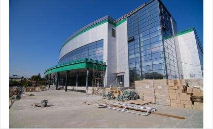 Уникальный спорткомплекс введен в эксплуатацию в сентябре 2020 года