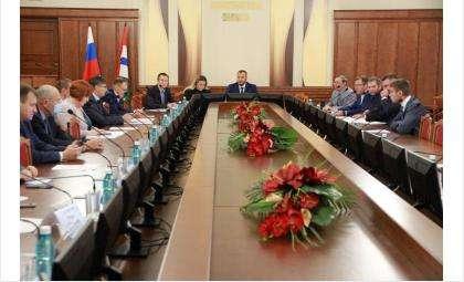 Комитет ЗакСобрания по строительству, ЖКХ и тарифам