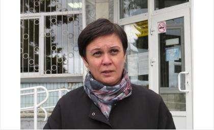 Председатель ТИК Бердска Наталья Фокина