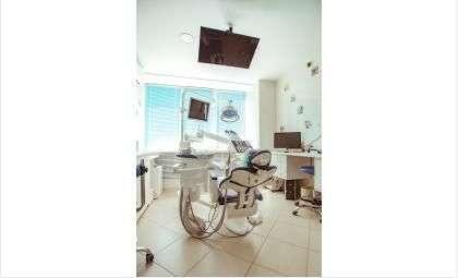 Кабинет стоматологии оснащен современным оборудованием
