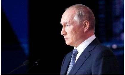 Владимир Путин привит от ковида