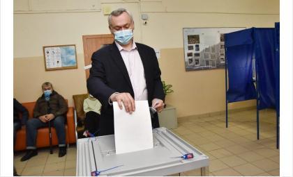 Андрей Травников, губернатор Новосибирской области
