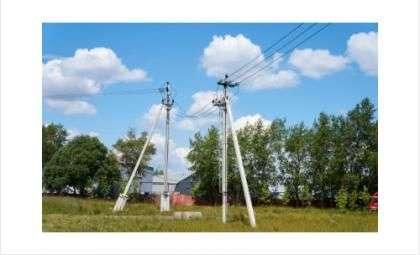В частном секторе Бердска 14 октября отключат свет