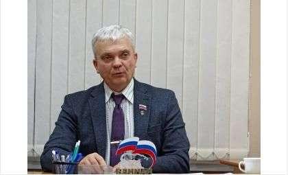 Голубев Владимир Алексеевич, председатель горсовета Бердска