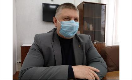 Начальник АТИ Павел Дятлов возглавит отдел АТК