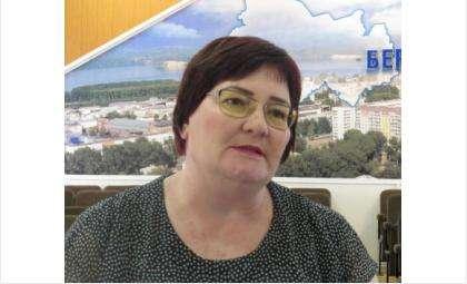 Начальник УОиМП Жанна Тузова