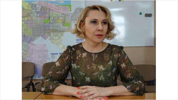 Шурова Жанна Сергеевна, вице-мэр Бердска