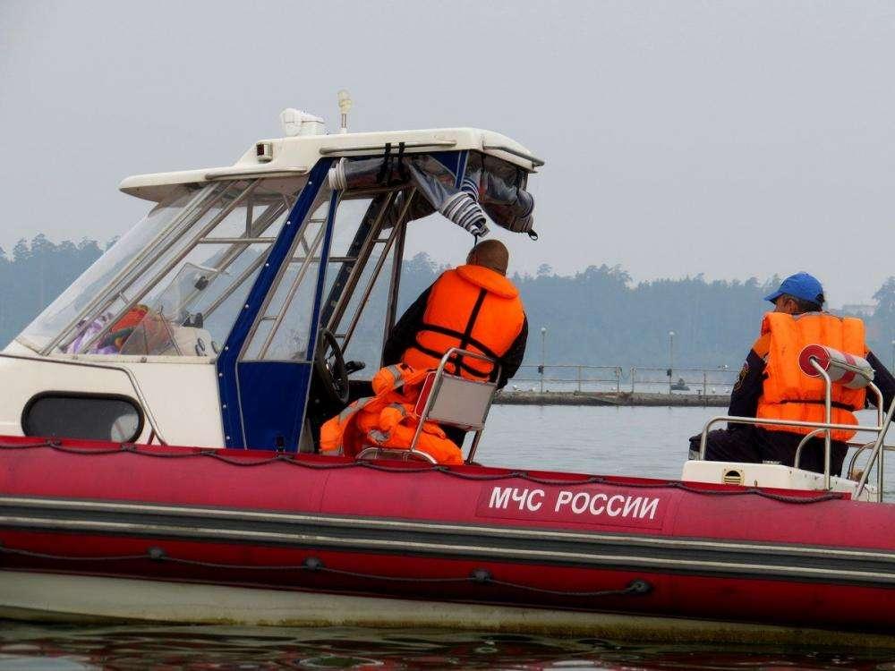 спасатели бердск рыбак