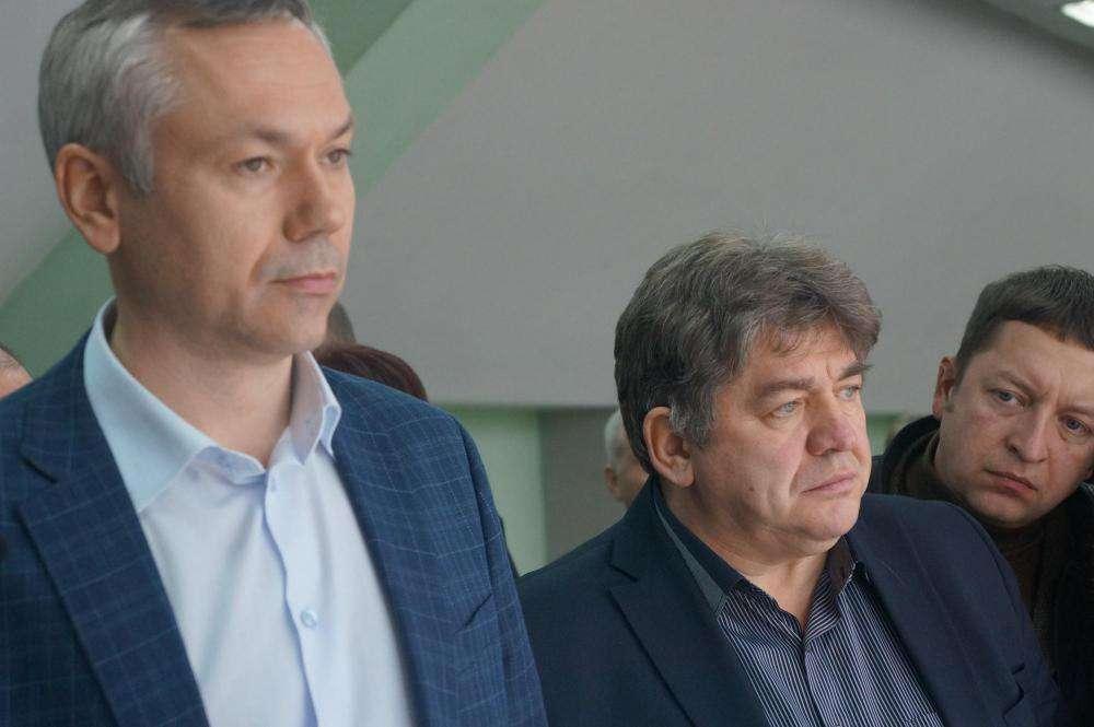 Врио руководителя Новосибирской области вошел впрезидиум политсовета реготделенияЕР