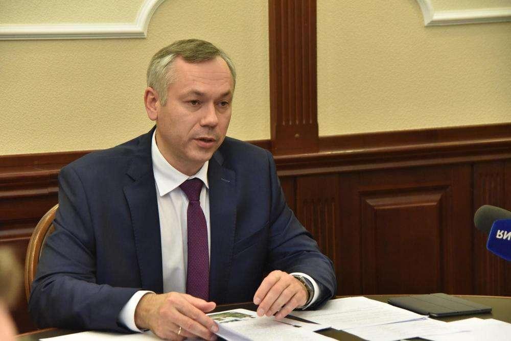 Андрей Травников пообещал подать всуд нагорсовет Бердска