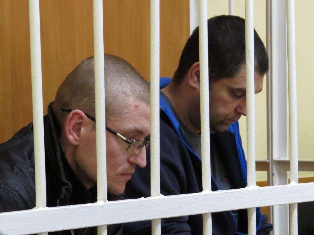 Станислав Белоусов (на фото - слева) и Дмитрий Фурсов (на фото - справа) сознались в убийстве