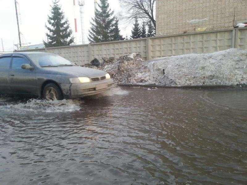 оценка ущерба по затоплению бердск